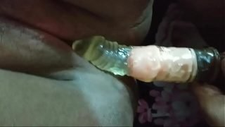 Desi Bbw  wife homemade sex Indian bhabhi sex toy