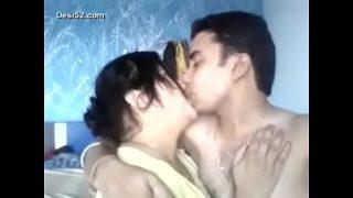 Desi couples kissing