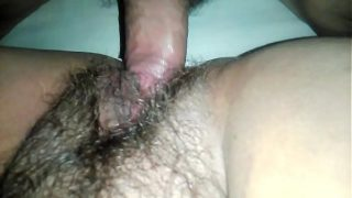hairy pussy desi wife having a hot fuck with husband