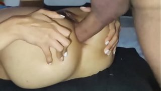 Horny Bhabhi Have Tight Ass Hole Real Homemade Anal