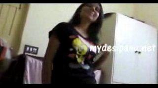 Horny delhi teen hard fucked by cousin