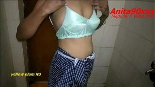 Indian Desi bhabi ki nahatey huey mms liked