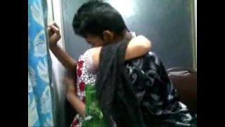 Indian Desi Girl In Churidar