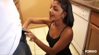 Super sexy Indian Hot Babe Gets A Big Black Cock